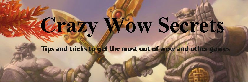 Crazy Wow Secrets