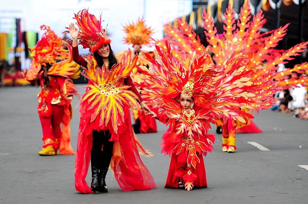 Jember Fashion Carnaval 2016 Wonderful Archipelago Carnaval Indonesia