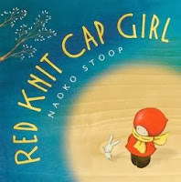bookcover of RED KNIT CAP GIRL  (Red Knit Cap Girl #1) by Naoko Stoop