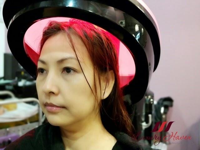 singapore blogger reviews jass hair design scalp treatment