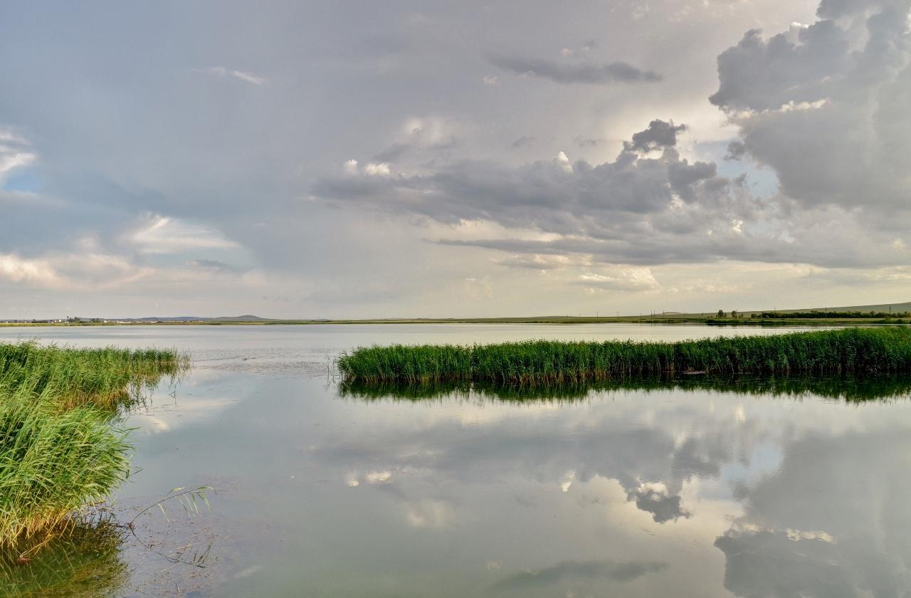Озеро Фроловский пруд