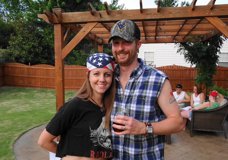 Me and the hubsterWhite Trash Women Outfits