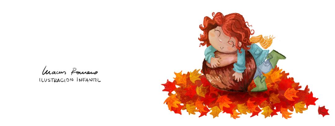 Blog de ILUSTRACION INFANTIL de macus romero