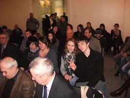 Vizită la Muzeul de Istorie, 24.I.2012...