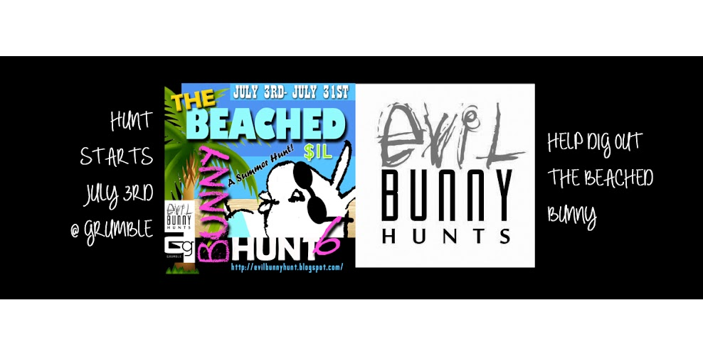The Beached Bunny Hunt 6