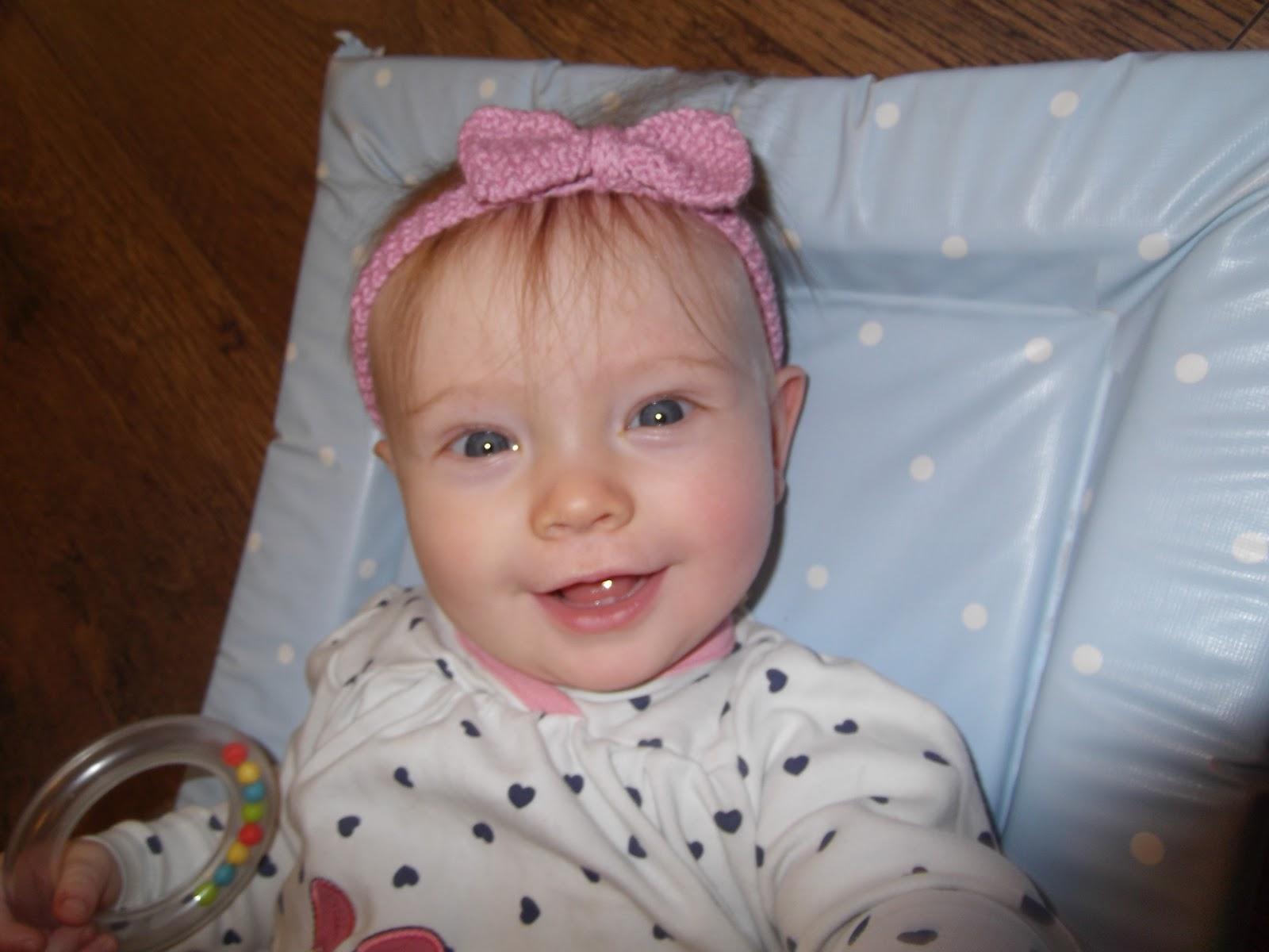 amandaindieknits: Little Bow Headband