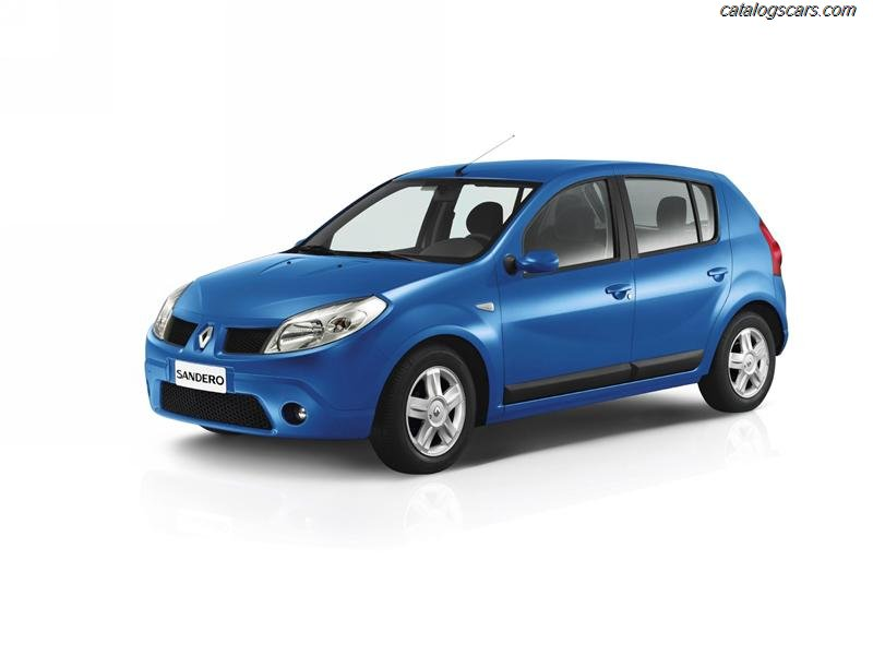 ��� ����� ���� ������� 2012 - ���� ������ ��� ����� ���� ������� 2012 - Renault Sandero Photos