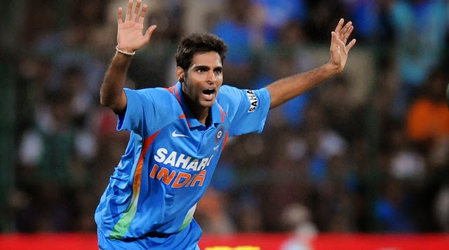 Bhuvneshwar Kumar may feature in 3rd test against Australia - cricket world cup 2015