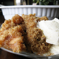 Healthy Bread Pudding Recipe: Dutch Applesauce Dessert