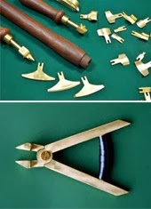 Bookbinding Tools by Dimitris