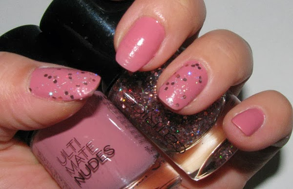 NOTD: Catrice 01 Karl Tres Chic & Catrice 45 Kitch Me If You Can