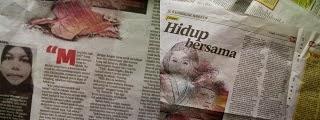 Cerpen di Berita Harian