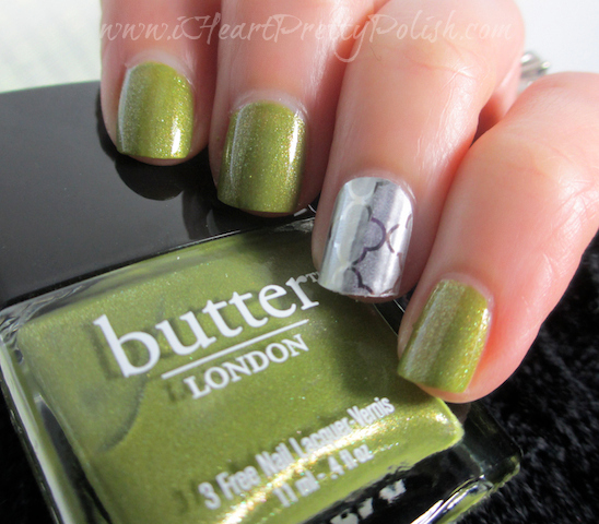 Butter London Dosh Jamberry Shield