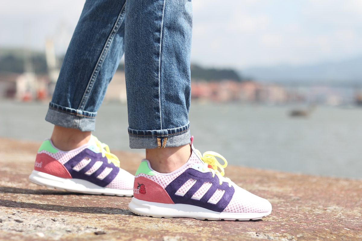 ADIDAS ZX 500 STRAWBERRY DAIQUIRI