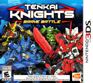 Tenkai Knights: Brave Battle - Nintendo 3DS