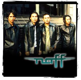 Chord Gitar Naff - Akhirnya Ku Menemukanmu