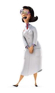 personaje de la película de Disney Meet the Robinsons