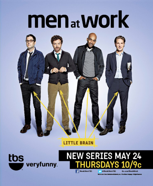 Men at Work - Download Torrent Legendado (HDTV)