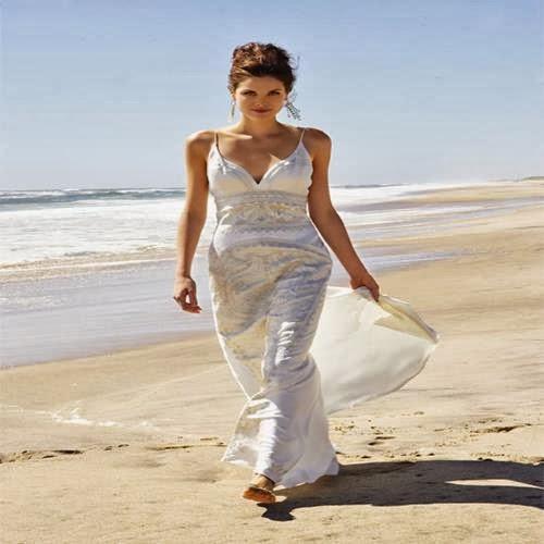 Wedding Dress Shopping For The Casual Beach Wedding Dress