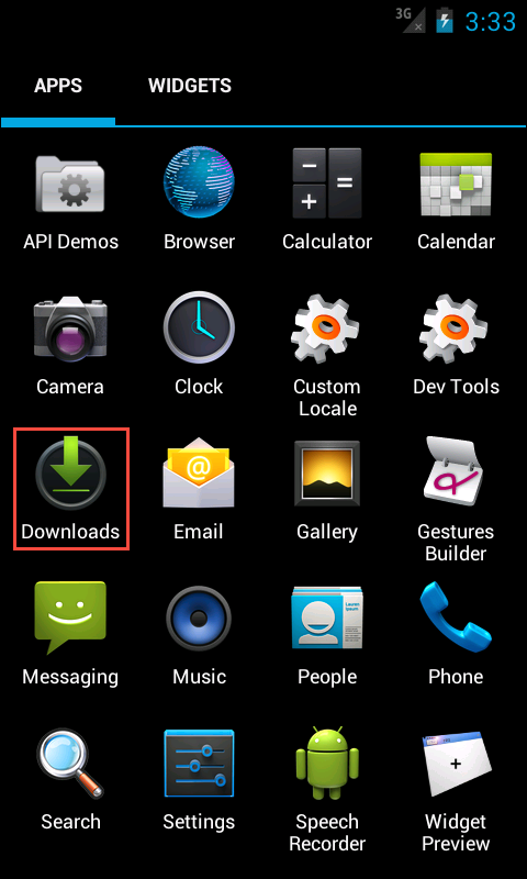 freeandroidspy should be now downloading step 3 install freeandroidspy ...