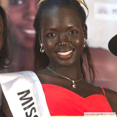 Miss South Sudan in Top 10 of Miss World 2013 - Sowetan LIVE