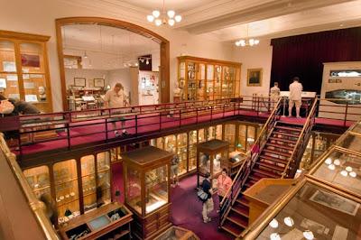Museo Mutter en Philadelphia