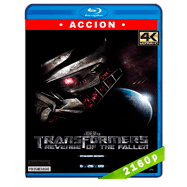 Transformers: La venganza de los caídos (2009) 4K Audio Dual Latino-Ingles