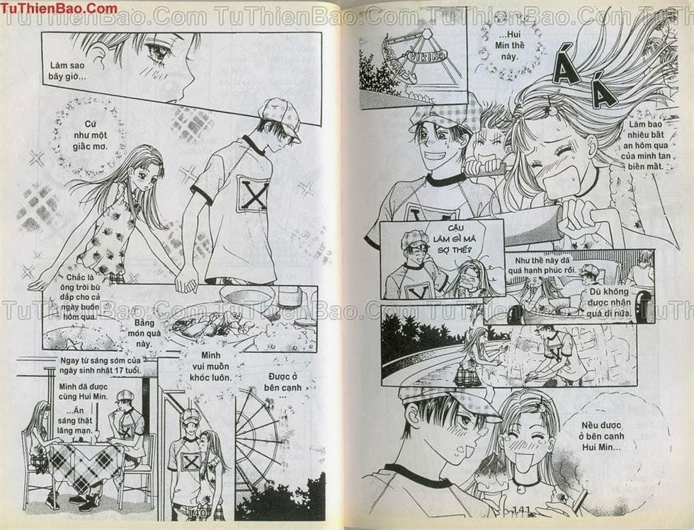 Xin Lỗi Tớ Thích Cậu chap 9 - Trang 70