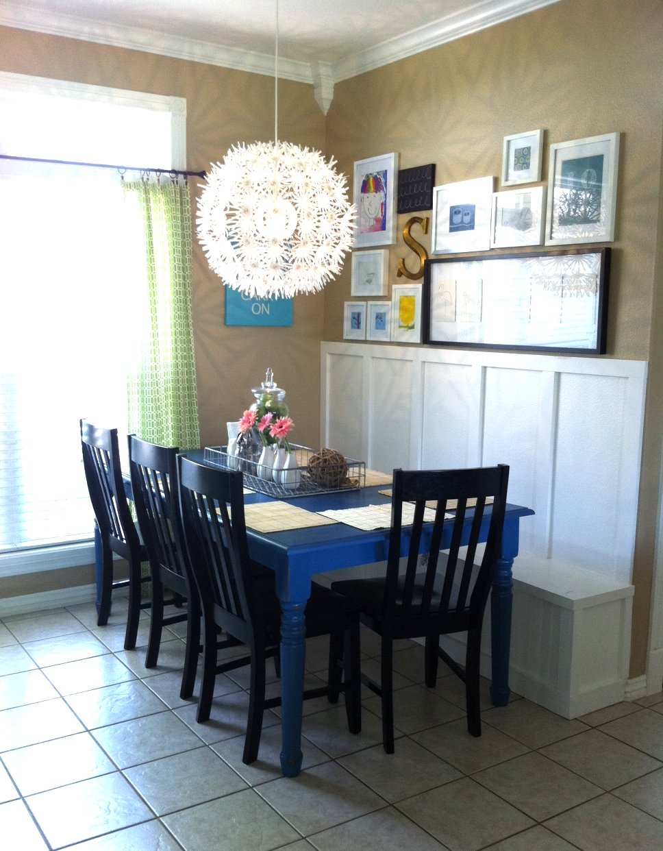 Awesome The Blue Kitchen Table