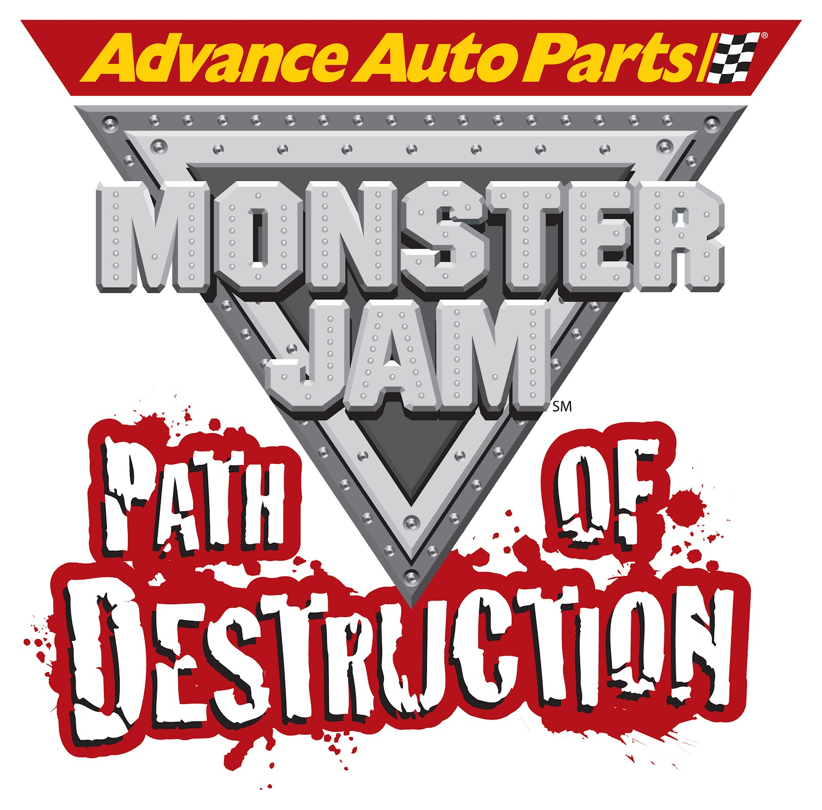 Monster jam coupons advance auto part