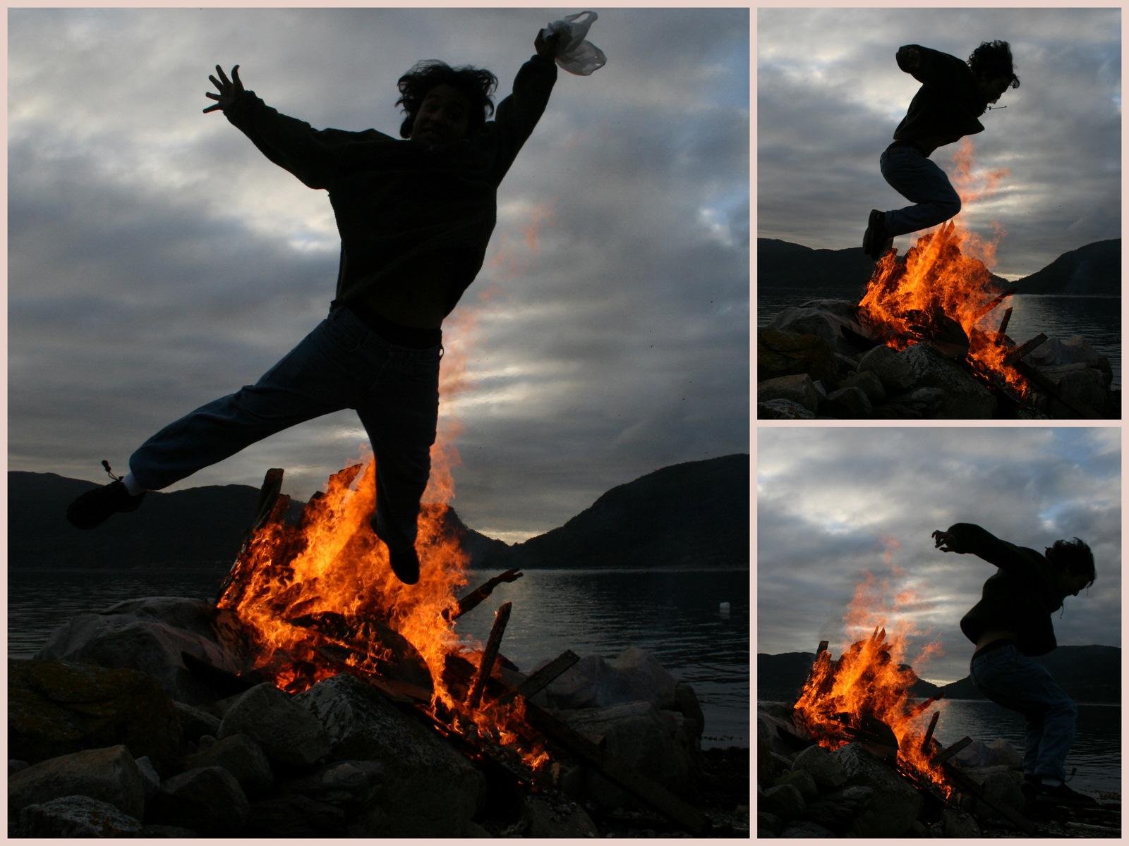 La Gran Fogata - Fuego Eterno
