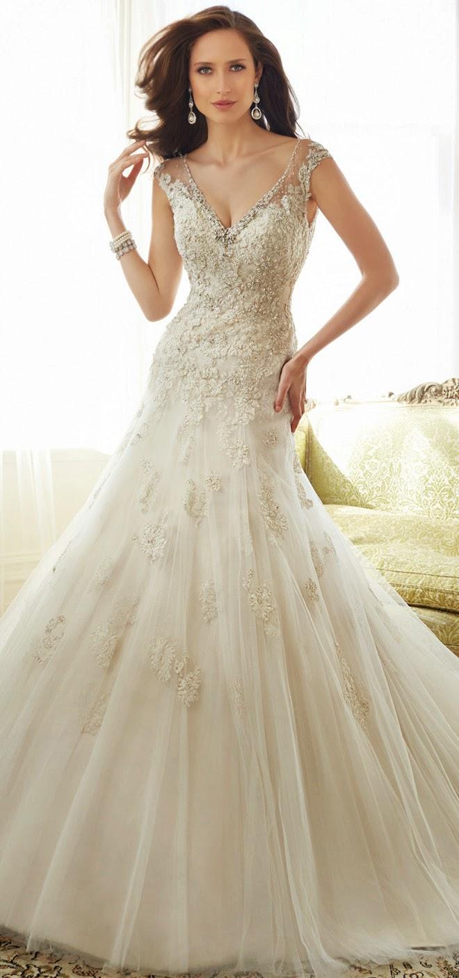 wedding fashion sophia tolli