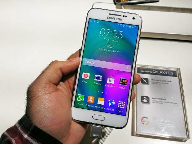 6 Smartphone Terbaru Samsung Yang Hadir Di Indonesia Bulan Februari