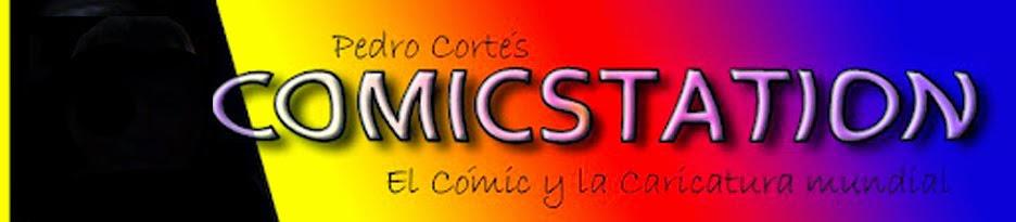 Pedro Cortés COMICStation