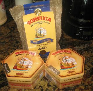 Jamaican Coffee Cake