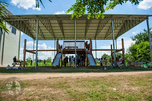 Cambodia Dreamer's Park 2013