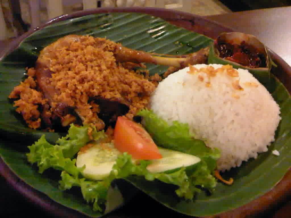 Resep Membuat Ayam Goreng Kremes Jogja Krunchy