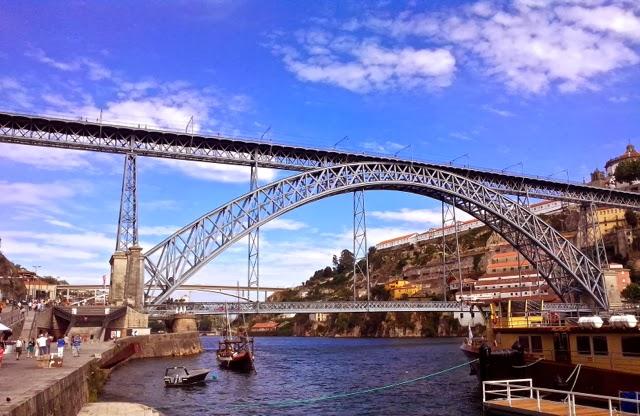 Ponte D Luis I - Porto