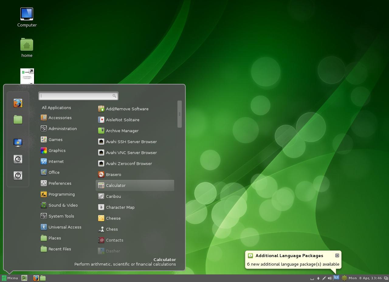 Cómo instalar Cinnamon 1.8 en Ubuntu 13.04, instalar última versión cinnamon, widgets cinnamon