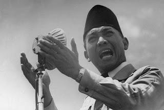 Mantan Presiden Sukarno