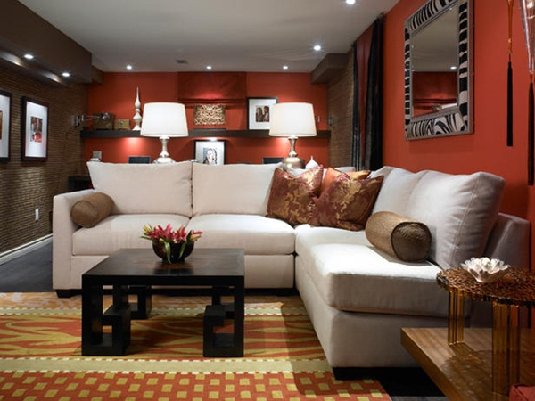 How to Transform your Basement into an Living Room