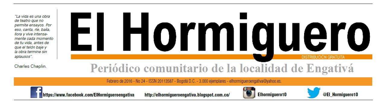 Periódico El Hormiguero