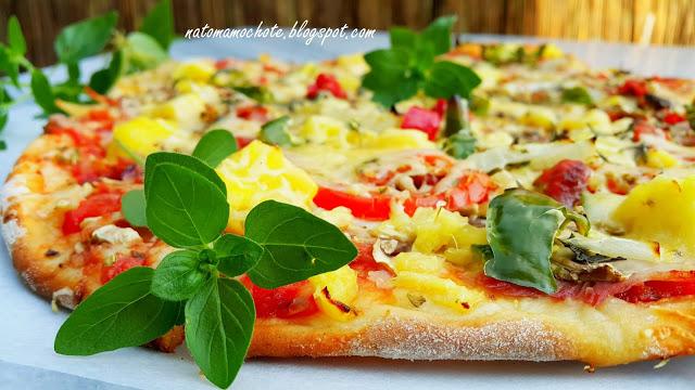 Najlepsza Pizza na Cienkim i Chrupiącym Cieście