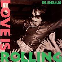 Portada de Love Is Rolling de The Emeralds (2008)