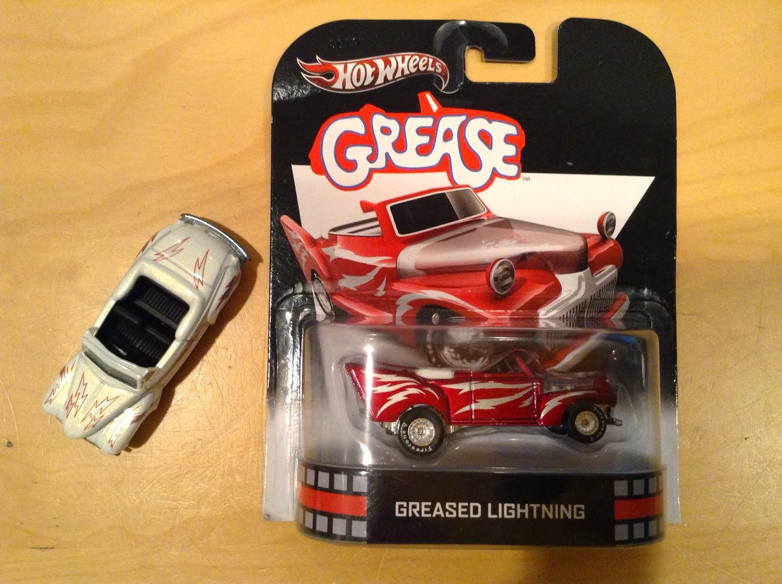 Julian's Hot Wheels Blog: Greased Lightning - 1948 Ford ...