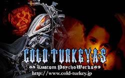 COLD TURKEY A・S