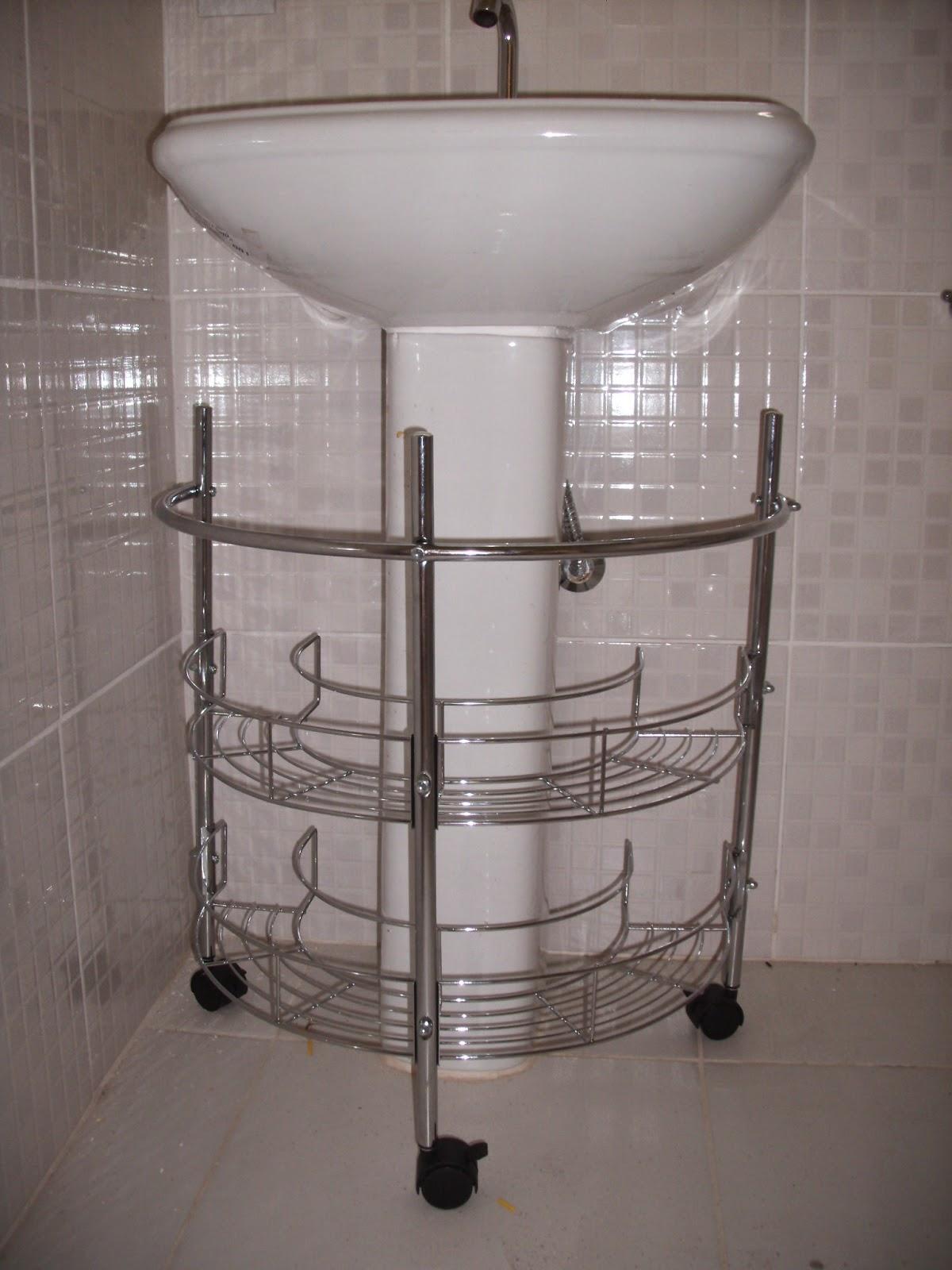 Imagens de #665851 Renovando banheiros com boas idéias e pouco dinheiro ~ Decorando por  1200x1600 px 3318 Boas Ideias Banheiro
