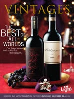 Wine Picks from November 23, 2013 LCBO Vintages Release