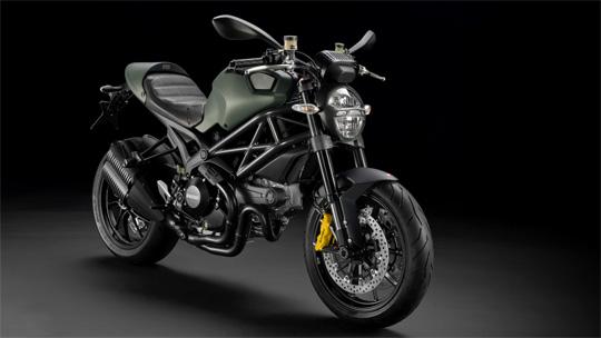 Diesel x Ducati Monster 6