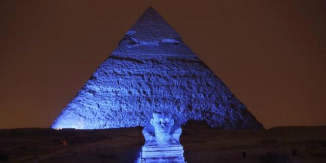 Misteri Besar Piramida Terkuak dengan Sinar Kosmik